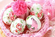 Decorations con huevos