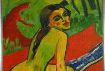 Expressionism / German expressionism