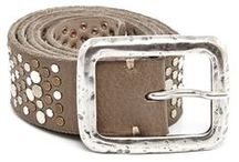 Belts / your personal equator