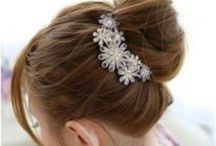 Hair Decoration / stunning accessories for your hair