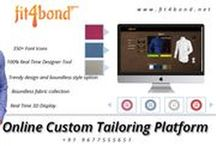 Custom Tailoring Software / Boost Your Sales, Competitive Advantage with Advance Tailoring Script - We guys support to get modernized tailoring script for your online business.