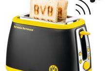 BVB Fanartikel / Abgefahrene Borussia Dortmund Fanartikel
