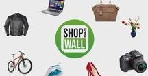 Our technology / Shopping chat bot for facebook messenger, product finder wall-it chrome browser extention, ecommerce solution, online shopping