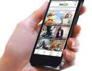 ShoptheWall iOS App / Erlebe das neue Shopping-Erlebnis und lade Dir jetzt die brandneue ShoptheWall iOS App herunter!  Find what you like!