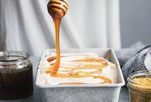 Oh Honey, Honey | Rezepte mit Honig / Du magst Honig? Dann bist du hier richtig! Hier findest du süße und pikante Rezepte mit Honig: Honig-Kuchen, Dressing mit Honig, Honig-Senf-Soße und Getränke mit Honig.