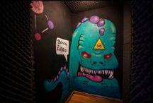 Personal | Graffiti & Street Art / Graffiti, canvas and other stuff I like to do.