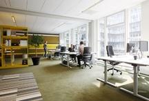 inspiratie kantoren / foto's waar ik inspiratie uit haal voor mijn kantoorontwerpen