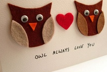 I LOVE FELT!!!! / Anything your hearts desire can be made of felt  / by VANDA CHISM