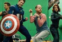 Avengers Assemble + marvel / I love these films soo much!!!!!!!!!!! / by Summer Snell
