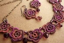 Floral (Tatting ) / by Sarah Wood