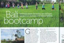 Sharing Bali media hits