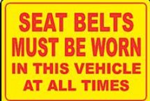 Click It or Ticket / Follow our board to learn about this year's Click It or Ticket Campaign, buckle up signs, and more.