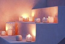 creative glow of candlelight and lanterns / by angela skeete-davis