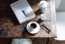 | Tea or coffee? |