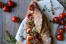 Rustic Food Photography /