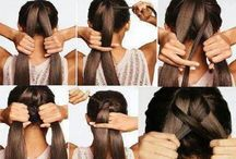 How To's / How To's on Hair, and Things!  (mostly hair) xx / by Irlanda Cuevas