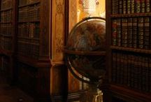 Classic Books | Stately Libraries | Reading Rooms / Libraries, books, quotes...