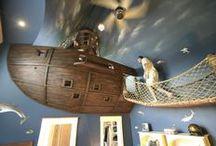 Lits insolites / A l'extérieur comme à l'intérieur, découvrez des lits plus insolites les uns que les autres !