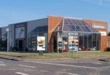 Les magasins Grand Litier / Notre réseau de spécialistes de la literie