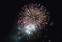 Fireworks / original photos