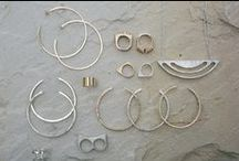 Jewelry / Handmade pieces from upcycled or recycled materials