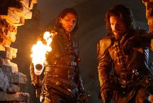 Musketeers BBC / The Musketeers - BBC