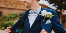 Groomsmen Attire / A collection of my photos to help you with inspiration for your special day.