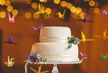 Wedding Cakes / A collection of my photos to help you with inspiration for your special day.