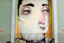 ARTES MURAIS ARTÍSTICOS ARTISTIC MURAL ARTS / murais ARTISTIC MURAL ARTS