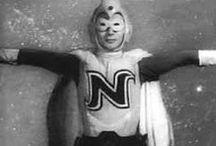 SÉRIES TV NATIONAL KID / National Kid é uma série japonesa de tokusatsu que foi exibida no Japão de 4 de agosto de 1960 a 27 de abril de 1961, além de ter sido produzida pela Toei Company e exibida pela NET