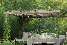 Haveindretning / Ideer til indretning og pynt i haven