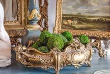 French Country Home Interiors / French country home interiors...