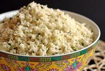 Quinoa, Rice & Cauliflower - Oh My!