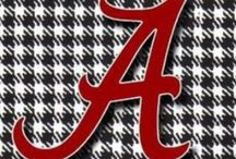ROLL TIDE!!! / by Michelle Reeves