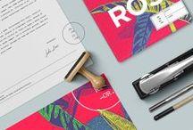 • Identity / Branding / business cards - letterheads - envelopes - letterpress - brand sets - foiling - edge painting / by Inkwell Studio NZ
