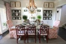 Dinner at 8 / Dining Rooms / by Dena Abney