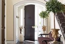 Make an Entrance! / Foyers & Entrance Halls / by Dena Abney