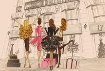 Fashionistas / Style / by Dena Abney