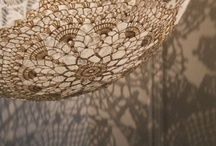 Doily Love / Creative uses for vintage doilies