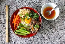 ♨ Plats ♨ / Idées plats, salades, mijotés, four etc.