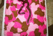 Jaylin/hunting/cakes/nails/animals / by Jolene Hurley