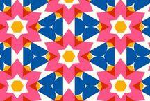 pattern / by mugihito mugino