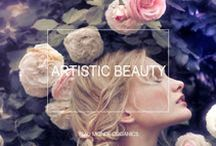 Artistic Beauty / My curated collection of artistically beautiful, gorgeously creative, visually luxurious art works, in all media.  // Live Beautifully //