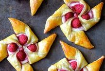 Recipes from JustaTaste.com / Find inspiration for breakfast through dessert with recipes from Just a Taste (www.justataste.com). #recipe / by Just a Taste | Kelly Senyei