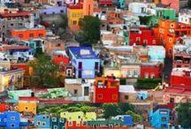 Mi bello México... / by Nora Clemens-Gallo