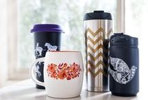 Our Stuff! / oneVessel by Vessel Drinkware: reusable and BPA-free coffee tumblers and water bottles.