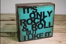 Rock & Roll Music Videos / by Ilona Amspacher