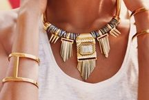 gems and jewels. / accessories we all adore.  / by Gabby