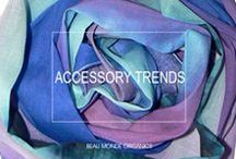 Accessories Love ♥ Styles/Trends / Accessories make your look! Find the latest accessory styles, new looks and current designs. Discover new designers + brands, explore trending colors and products. // We LOVE >> Made in USA ~ Indie Designers ~ Organic ~ Eco