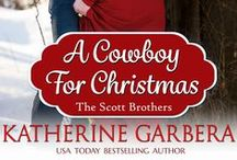 A Cowboy For Christmas / A Cowboy For Christmas pins